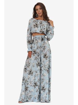 Комплект: блуза і спідниця | 5627232