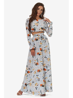 Комплект: блуза і спідниця | 5627233