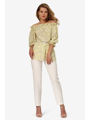 Комплект: блуза і штани | 5627246