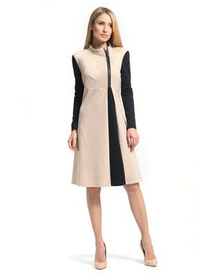 Платье двухцветное | 5627273
