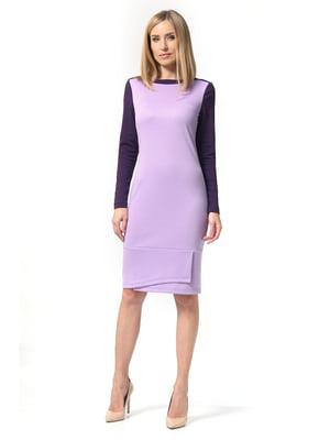 Платье двухцветное | 5627279