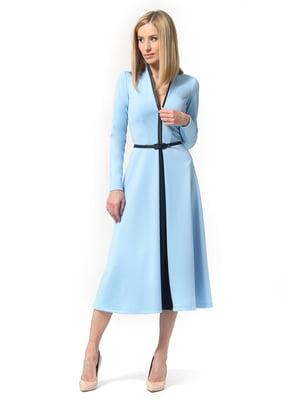 Сукня блакитна | 5627286
