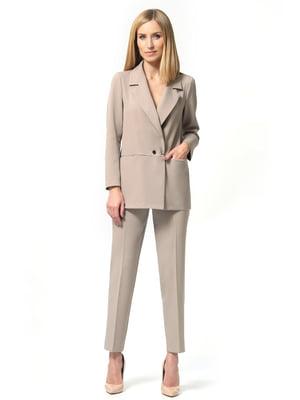 Комплект: жакет и брюки | 5627303