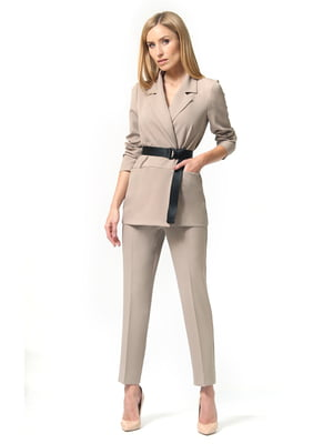 Комплект: жакет и брюки | 5627304