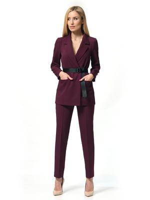 Комплект: жакет и брюки | 5627305