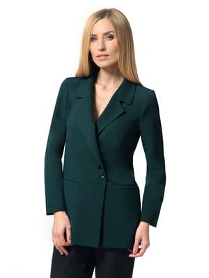 Жакет зелений | 5627309