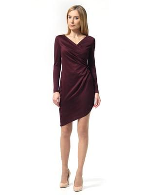 Платье фиолетовое | 5627341