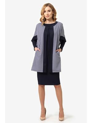 Комплект: платье и кардиган   5627343