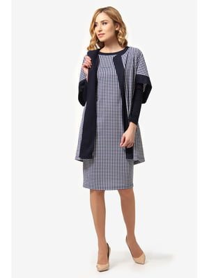 Комплект: платье и кардиган   5627345