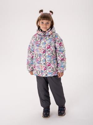 Комплект: куртка и брюки | 5628711