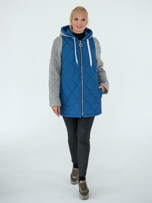 Куртка синя | 5628758