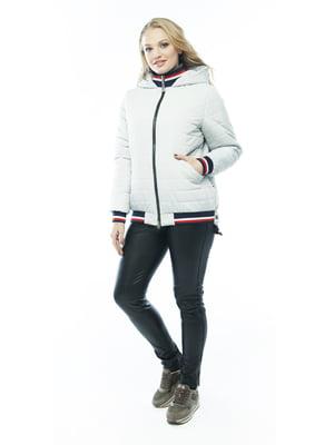 Куртка серая | 5628765