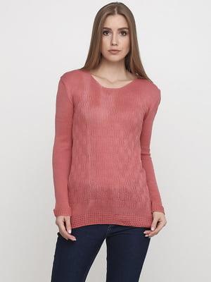 Джемпер кольору фрезії | 5628483