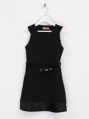 Платье черное | 5628575