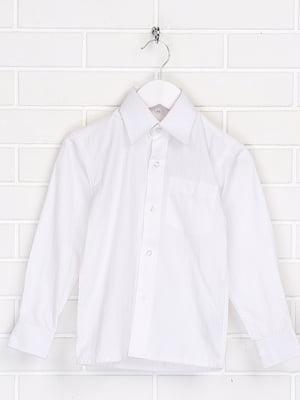 Рубашка белая | 5628612