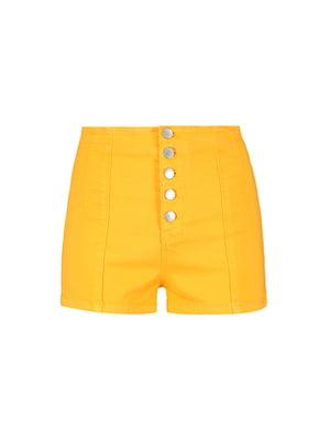 Шорти жовті | 5240364