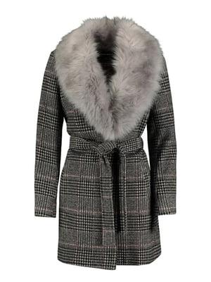 Пальто у клітинку | 5367426