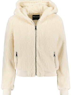 Куртка молочного цвета | 5367432