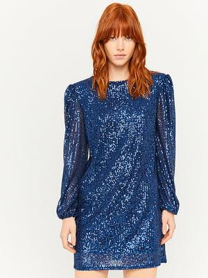 Сукня синя   5628354