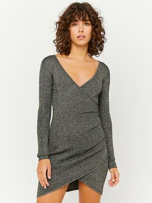 Платье серое | 5628366