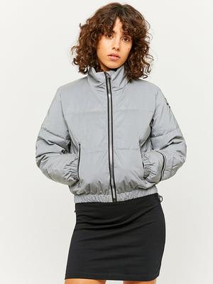 Куртка серая | 5628373