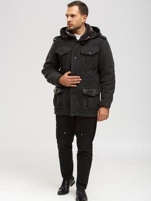 Куртка серая | 5629522