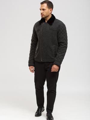 Куртка серая | 5629523