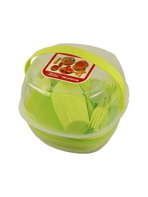 Набор посуды для пикника (48 предметов) | 5629460