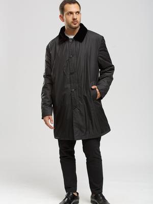 Куртка чорна | 5629632
