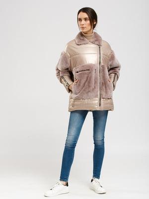 Куртка рожева   5629749