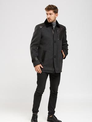 Пальто серое | 5629816