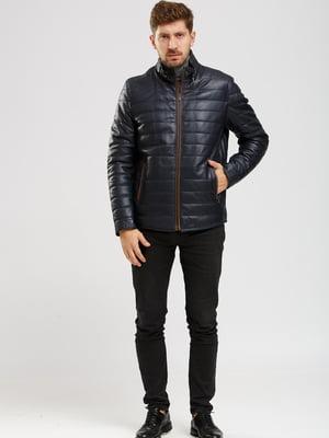 Куртка темно-синяя   5629872