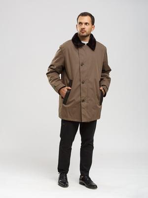 Куртка цвета хаки   5629985
