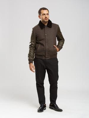 Куртка цвета хаки   5629986
