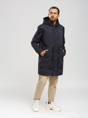 Куртка синяя   5629988