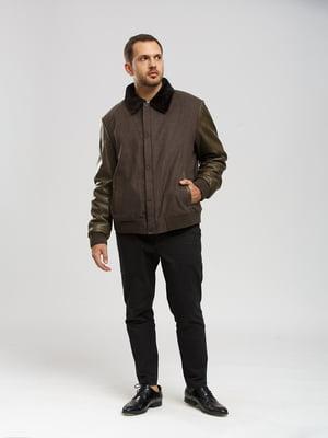 Куртка цвета хаки   5629991