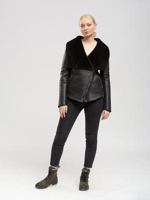 Куртка-дублянка чорна   5629995