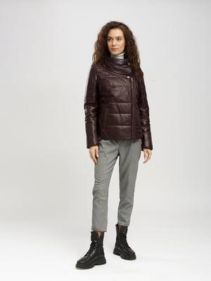 Куртка бордовая | 5630032