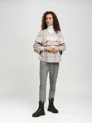 Куртка светло-сиреневая | 5630037