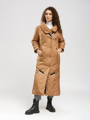 Пальто бежевое | 5630082