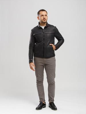 Куртка черная   5630095