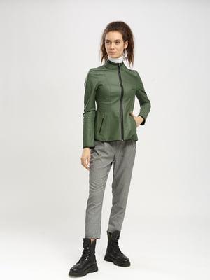 Куртка зелена   5630096
