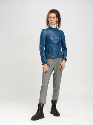 Куртка синя | 5630097