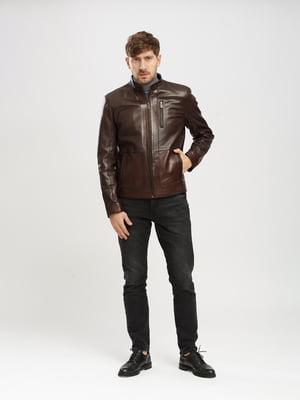 Куртка коричневая | 5630099