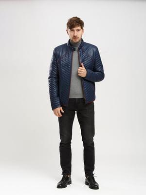 Куртка синяя | 5630100