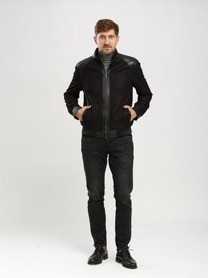 Куртка черная   5630102