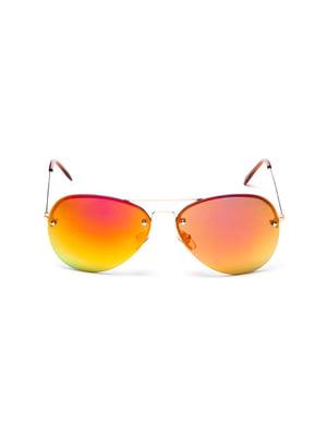 Очки солнцезащитные | 3799300