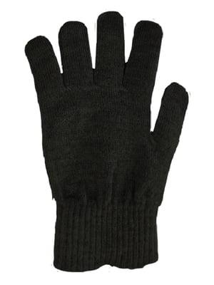 Перчатки черные | 4768087