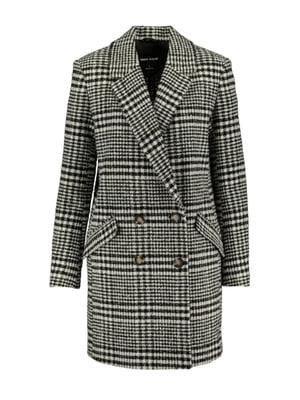 Пальто у клітинку | 5367425