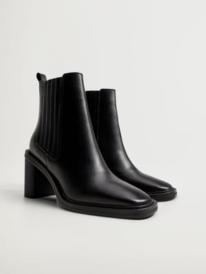 Ботинки черные | 5630133